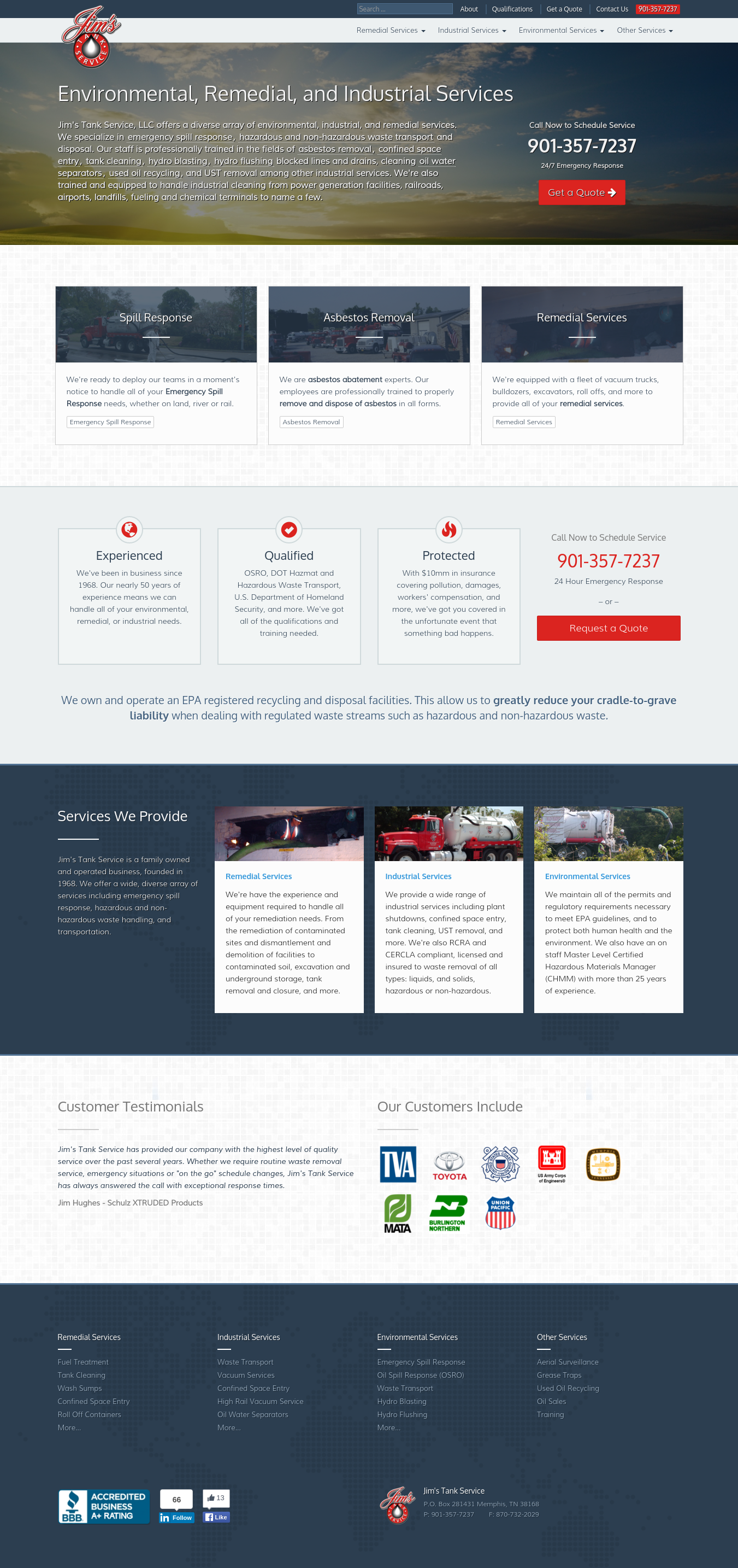 Homepage - Full Version